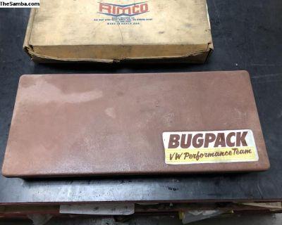 Bugpack race rod box