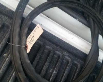 58-64 Qtr Window Seal (Trim)