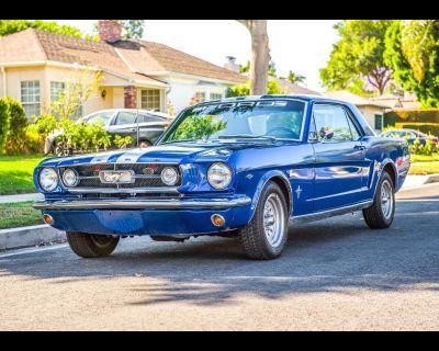 1965 Ford Mustang 2-Door Hatchback