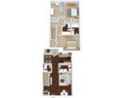 Carmel Landing Apartments - 3-Townhome