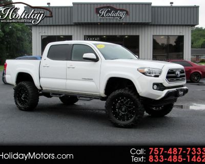 Used 2017 Toyota Tacoma TRD Off Road Double Cab 5' Bed V6 4x4 AT (Natl)