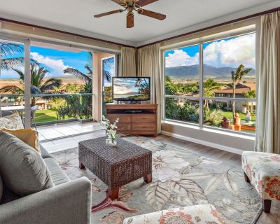 Maui Resort Rentals: Honua Kai Konea 320 Upgraded Corner 2BR w/ Delightful West Maui Mountain Views - Honokowai