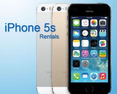 IPhone 5s - Rental $20 Per Week Or $40 Per Month