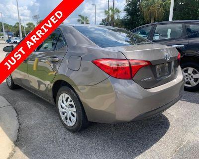 Certified Pre-Owned 2019 Toyota Corolla LE FWD Sedan