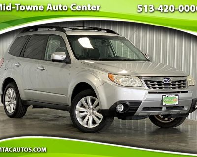 Used 2011 Subaru Forester 4dr Auto 2.5X Limited