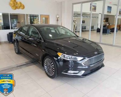 Used 2017 Ford Fusion Energi FWD