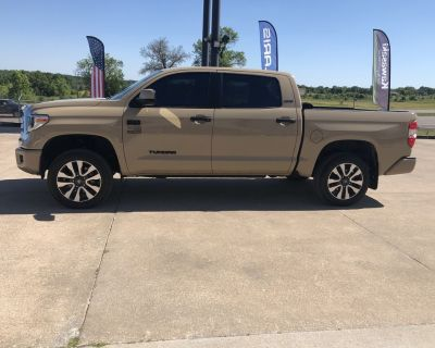 2019 Toyota Tundra Limited 4WD 8 Cylinders Used