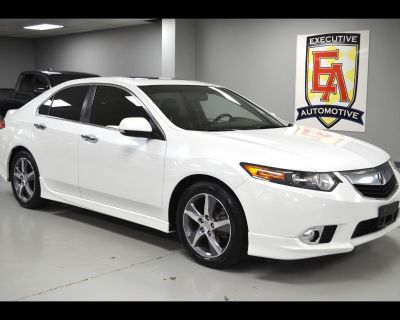 Used 2013 Acura TSX Special Edition 5-Spd AT