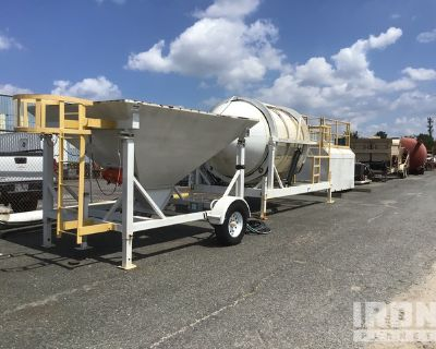Right Manufacturing Systems Portable Concrete Batch Plant