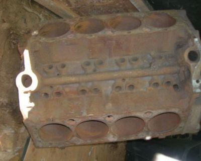 Gm 1964 64 Chevy Corvette 327 Engine Block 3782870 //// 3782461 Posi