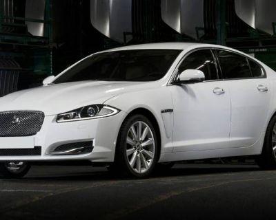 2012 Jaguar XF Standard