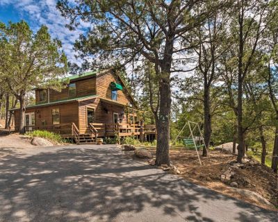 Alto Home w/ Mtn Views ~15 Mi to Ski Apache! - Alto