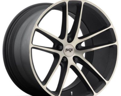 """20"""" Niche Enyo - M115 Staggered Wheels For Mercedes Bmw International Shipping"""