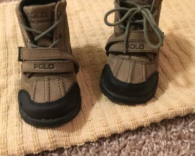 Toddler Polo Boots