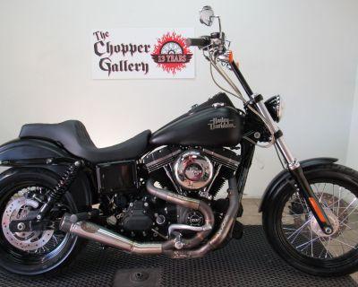 2015 Harley-Davidson Street Bob Cruiser Temecula, CA