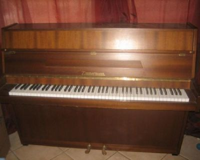$1,500 OBO Zimmermann Piano, ex-DDR (East Germany)