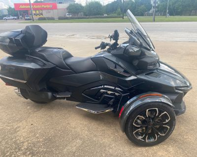 2020 Can-Am Spyder RT Limited 3 Wheel Motorcycle Houston, TX