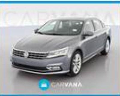 2017 Volkswagen Passat Gray, 46K miles