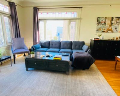 Spacious Downtown One Bedroom with the City View, San Francisco, CA