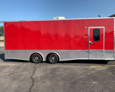 2020 ROCK SOLID CARGO 8.5X24 Trailer - Cargo Belvidere, IL