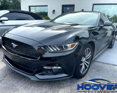 Used 2017 Ford Mustang EcoBoost Premium Coupe