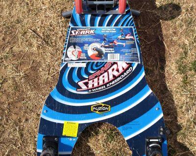 Shark Kneeboard