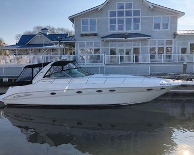 "1999 45'4"" Sea Ray 460 Sundancer"