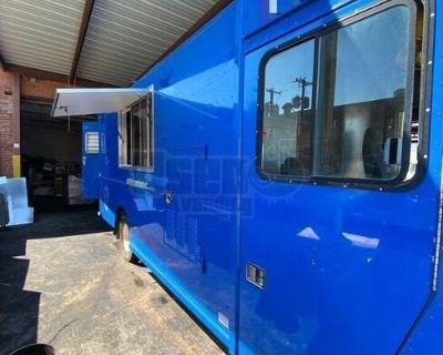 2006 Freightliner MT45 Diesel Step Van All-Purpose Food Truck