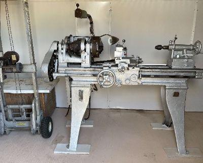 """Howard's Rossmoor """"Tool & Machinery"""" Estate Sale"""