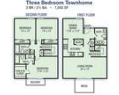 Willow Lake Apartment Homes - 3 Bedroom Townhome