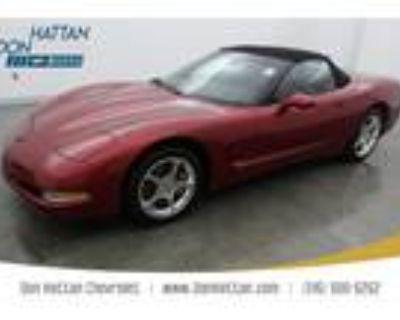 2001 Chevrolet Corvette Base