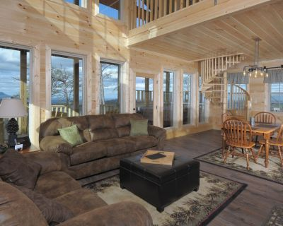 Looking for a change of Scenery? Romantic Getaway *Fabulous Views* - Pigeon Forge