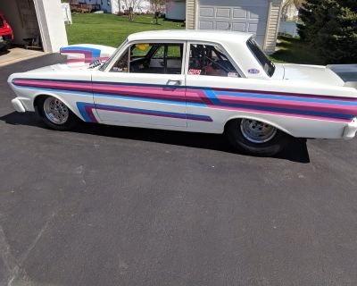 Tube chassi 1965 falcon post car