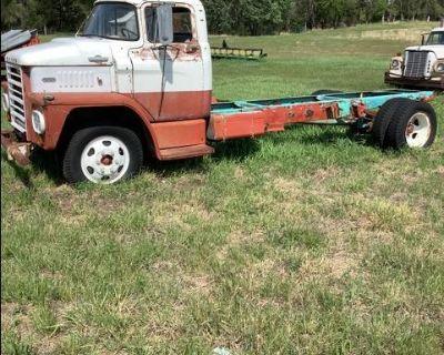 Antique 1964 2 ton Dodge truck