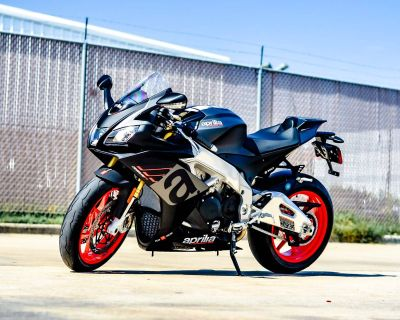 2020 Aprilia RSV4 RR ABS Supersport Houston, TX