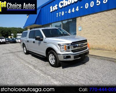 Used 2018 Ford F-150 XLT SuperCrew 2WD
