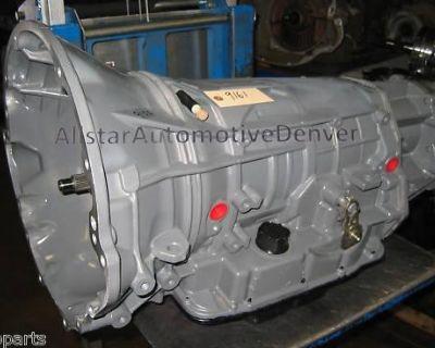 Chrysler/dodge 45rfe Rebuilt Transmision W/converter (4x4) 1999 & Up #9161