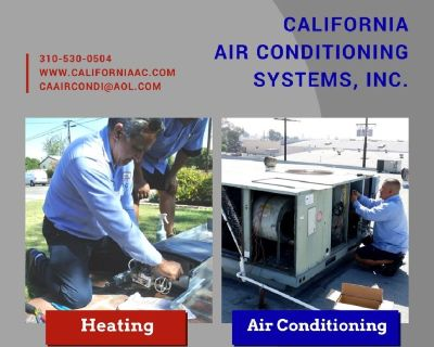 HVAC Services Los Angeles, CA