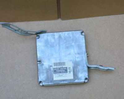 1998 Toyota Camry Engine Computer Control Module Unit Ecm 2.2l Oem 89661-06541