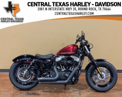 Pre-Owned 2015 Harley-Davidson Forty-Eight XL1200X