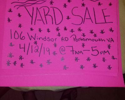 Lucy Yard sale