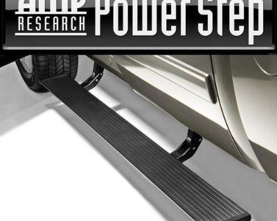 07-13 Chevy Silverado 2500hd 3500hd E/c Gas Amp Power Side Steps Running Boards