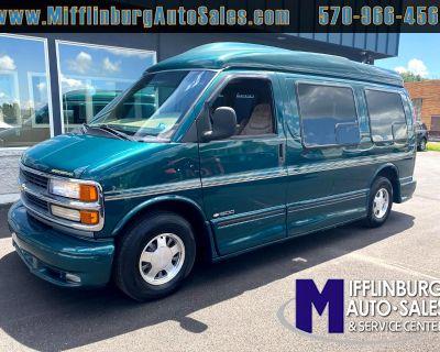 "Used 2000 Chevrolet Express Cargo Van 1500 135"" WB w/YF7"