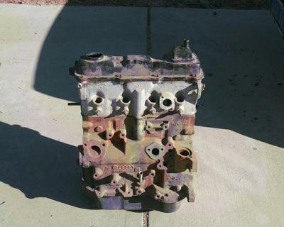 1600cc Rabbit diesel Longblock