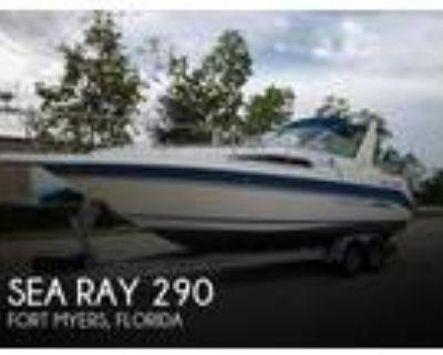 29 foot Sea Ray Sundancer 290