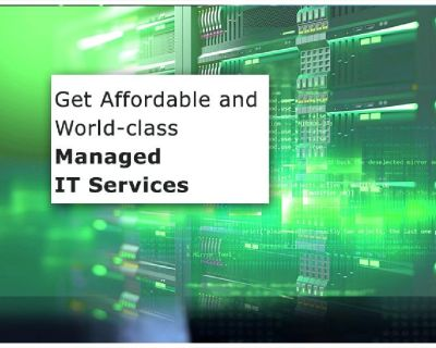 Get Affordable and World-class Managed IT Services