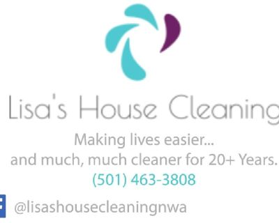 Lisa's House Cleaning - Full House Cleaning Service