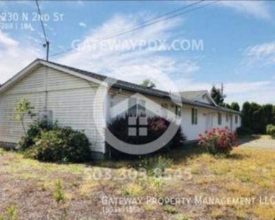 230 N 2nd St, Aumsville, OR 97325 2 Bedroom House