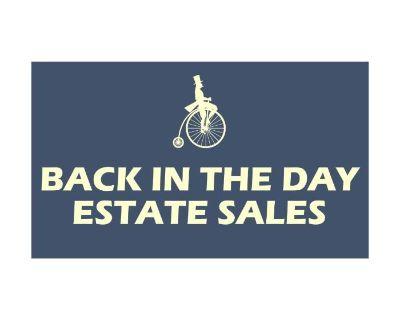 Lakewood Estate Sale (full contents)