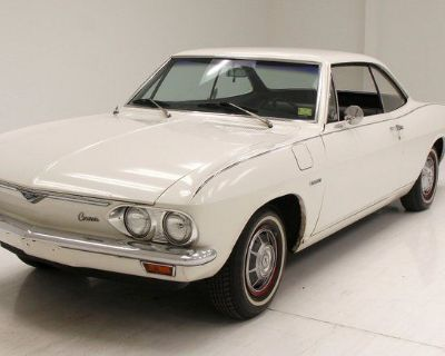 1967 Chevrolet Corvair 500 Coupe